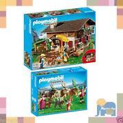 Playmobil Hütte