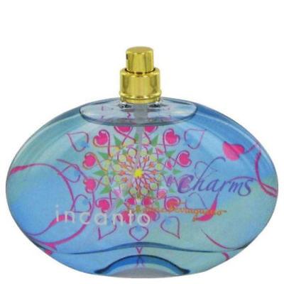 Incanto Charms By Salvatore Ferragamo 3.4 Oz EDT Spray New Tester Perfume (Spray Incanto Charms)