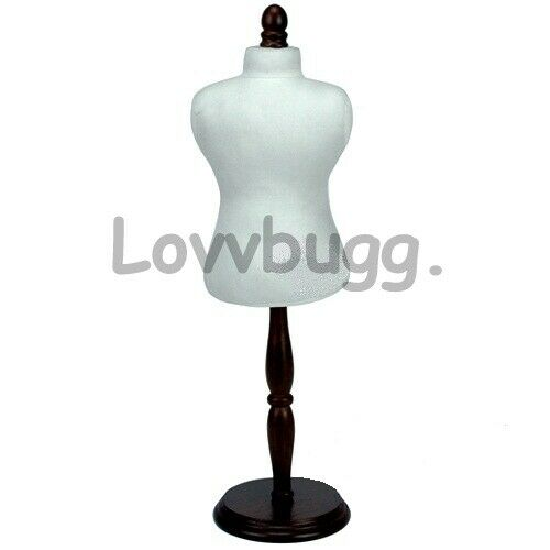 """Dress Form Mannequin Display Sewing American Girl 18"""" Doll Clothes LOVVBUGG 🐞"""