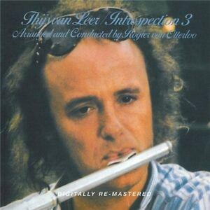 Thijs Van Leer Introspection 3 CD NEW SEALED 2011 Digitally Remastered Focus