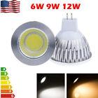 LED MR16 COB Light Bulbs