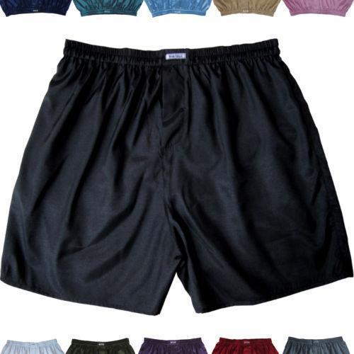 Silk Boxers: Underwear