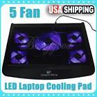 5 Fan Laptop Cooler