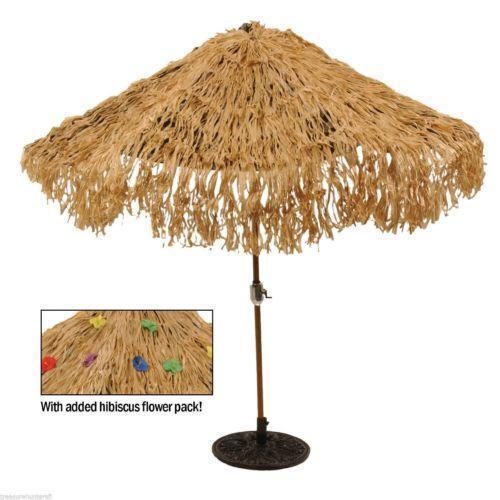 Tiki Umbrella Cover Ebay