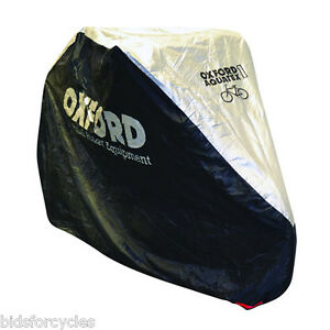 OXFORD-AQUATEX-WATERPROOF-SINGLE-BIKE-BICYCLE-CYCLE-SCOOTER-RAIN-COVER-CC100