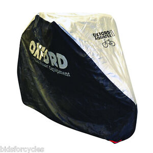 OXFORD AQUATEX WATERPROOF SINGLE BIKE BICYCLE CYCLE SCOOTER RAIN COVER - CC100