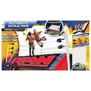 WWE Scale Ring