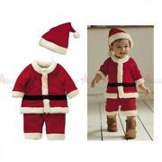 Baby Santa Suit