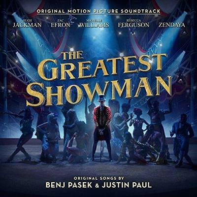 The Greatest Showman Soundtrack   Various  New Cd