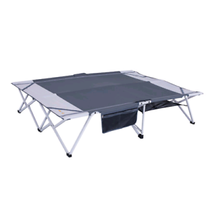 Oztrail Queen Stretcher bed