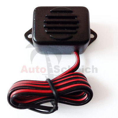 Auto Lichtwarner Kontrollsummer Licht Aus Summer 6/12V KFZ Adapter Pieper Kabel 12v-kfz-adapter