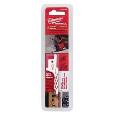 Drywall Sawzall Blade - Milwaukee 48-00-1640 Sawzall Bl Drywall Access (1 Pack)