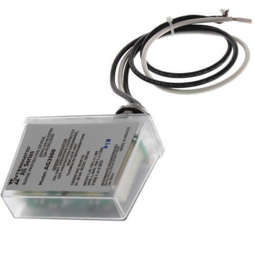 Intermatic AG3000 1 Phase, 1/2 Speed AC Surge Protective Device (120/240V)