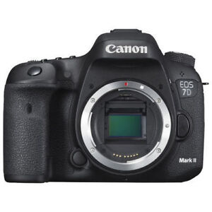 Canon EOS 7D Mark II DSLR Camera with EF-S 18-135mm F3.5-5.6 IS