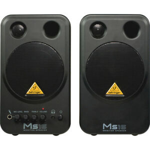 Behringer Powered Monitor System 16 watts