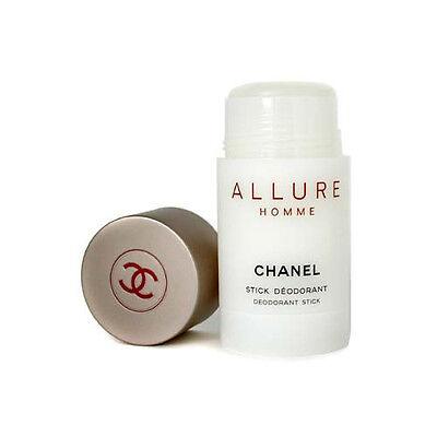 Chanel Allure Pour Homme 2.oz / 75 Ml Deodorant Stick