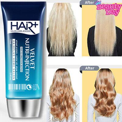 VELVET NUTRI INJECTION Protein Bond Ampoule 70ml Hair Essence Moisture Serum NEW