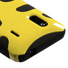Yellow Fitted Case for HTC Evo 4G