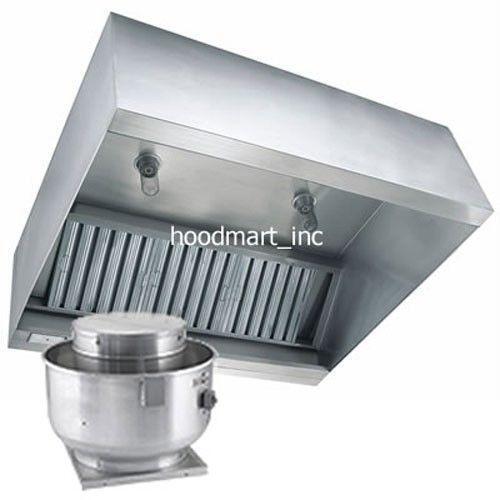 Restaurant Kitchen Vent Hood commercial vent hood | ebay