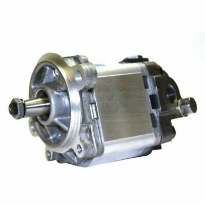 Ford Power Steering Pump Fits 5500 Tractor Loader Backhoe