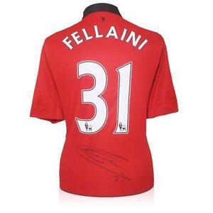 73b35c69dc3 Manchester United Signed Shirts