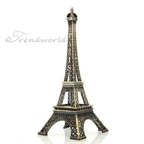 Eiffel Tower Statue Home Decor Ebay