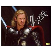 Chris Hemsworth Autograph