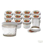 4 oz Canning Jars