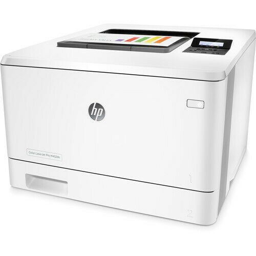 BRAND NEW HP Color LaserJet Pro M452dn Printer - CF389A