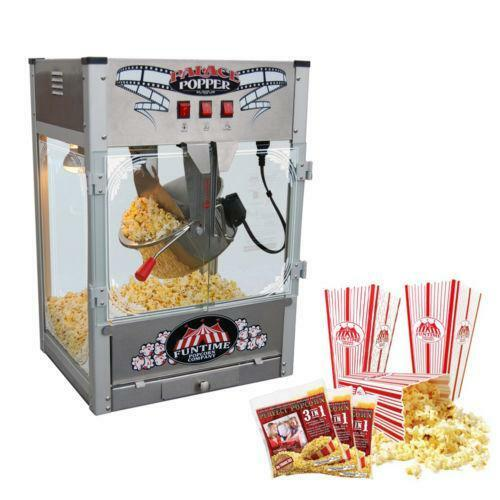 popcorn machine purchase