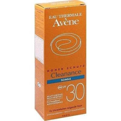 AVENE Cleanance Sonne SPF 30 Emulsion 50 ml PZN 5874761