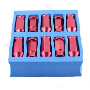 20pcs-D1-Spec-M12-x-1-5-Racing-Lug-Wheel-Nuts-Screw-For-Honda-Ford-Toyota-Red