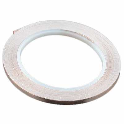 Shield 50 Ft Conductive Tape 5mm Width Copper Foil New