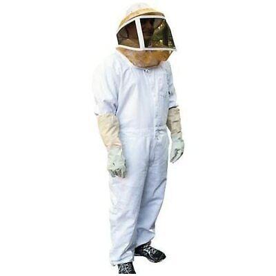 Complete Bee Keeper Suit Helmet Pants Gloves Bees XXL