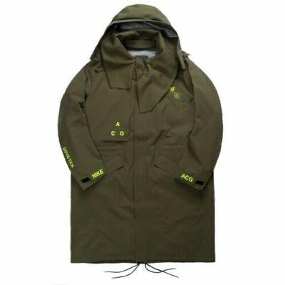 Mens Nike NIKELAB ACG GORE-TEX Acronym Jacket -Reg $650 -AQ3516 395 -Sz L -NWOT
