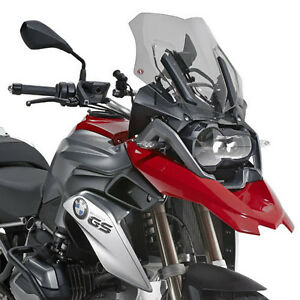 cupolino spoiler givi d5108b bmw r1200gs r 1200 gs 2013 2014 ebay. Black Bedroom Furniture Sets. Home Design Ideas