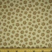 Paw Print Fabric