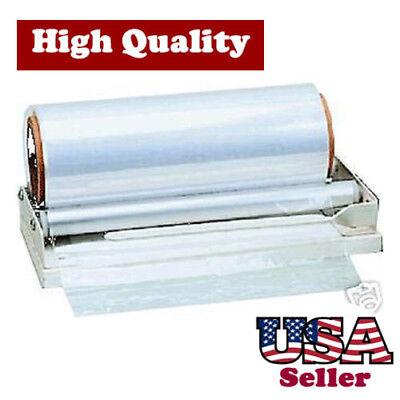 12 Shrink Film Dispenser Rack Plastic Film Roll Roller Distributing Tool