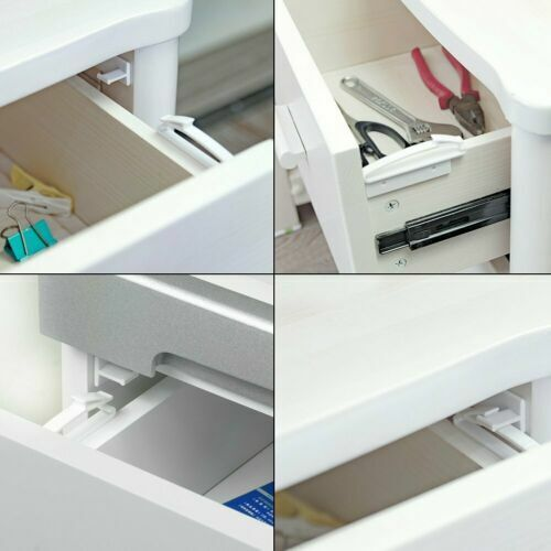 Invisible Latch Locks Baby Safety Cabinet Door Lock Drawer Kids Protection