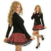 Schulmädchen Kostüm