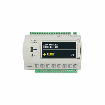 Aemc Dl-1080 2134.61 8- 16-channel Data Logger Wout Lcd Display
