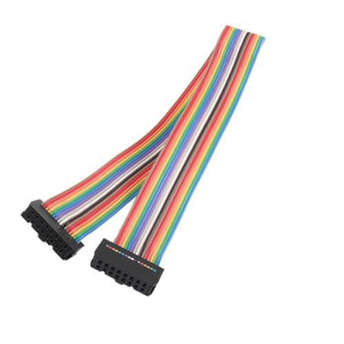 8 Pin Ribbon Cable Connector : Pin ribbon cable connector ebay