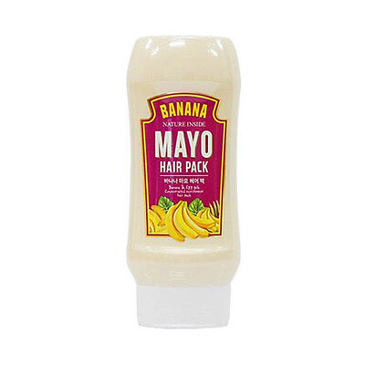 [WELCOS KWAILNARA] Banana Mayo Hair Pack - 250ml ROSEAU