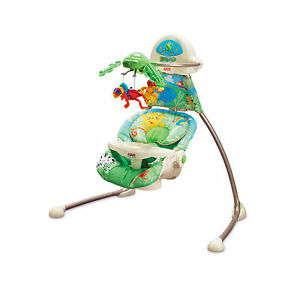 Balançoire Fisher Price Rainforest