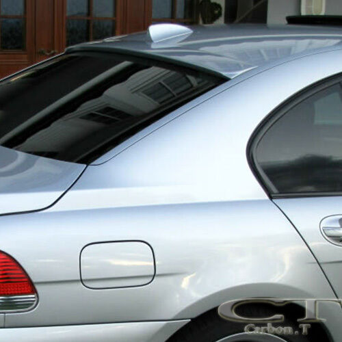 Painted AC Style Roof Wondow Spoiler ABS BMW E65 7-Series 730i 735i