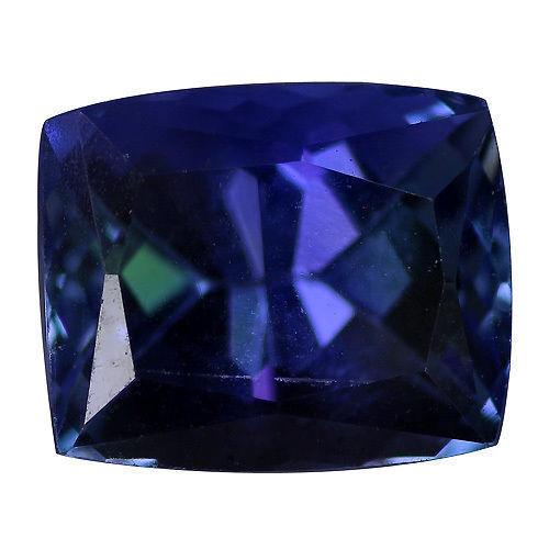 Natural Baguette Cut Tanzania Blue Tanzanite Loose Gemstones 23.25 Ct