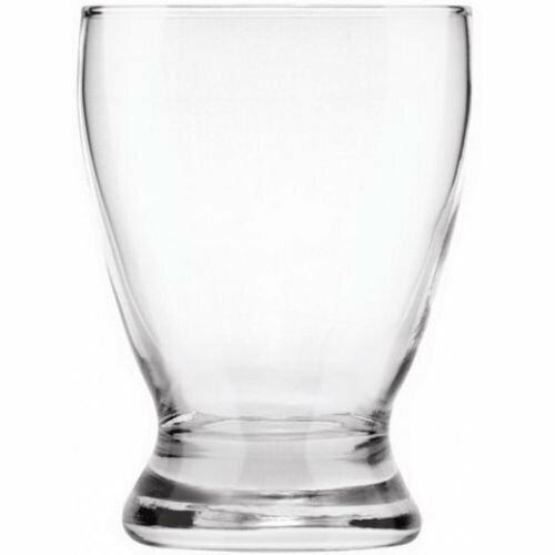 Anchor Hocking Solace Rim Tempered Juice Glass, 5 Ounce - 24 per case