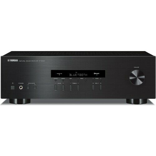 Yamaha Black 2 Channel Natural Sound Stereo Receiver