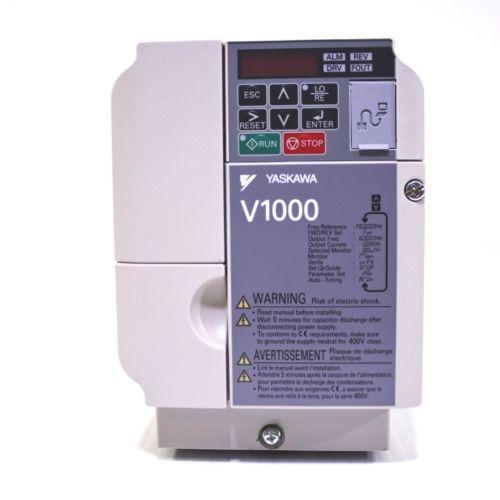 Yaskawa V1000: Drives & Motion Control | eBay