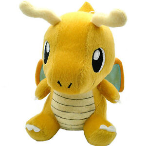 Pokemon Plush Toy Dragonite 7